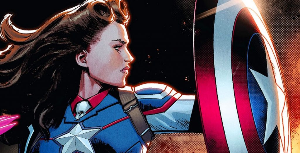 Peggy Carter / Captain America