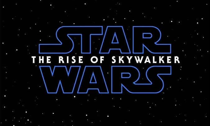 Star Wars: The Rise of Skywalker Titlecard