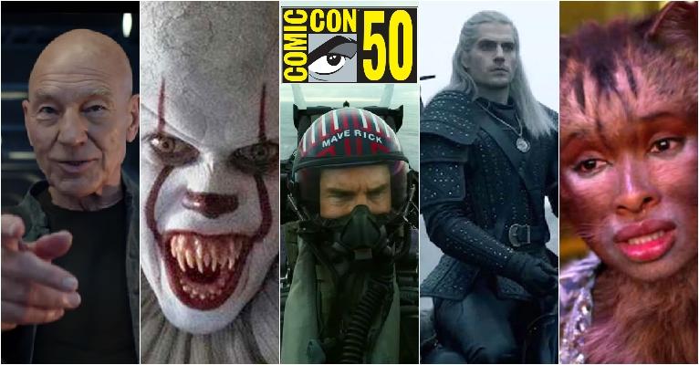 Comic-Con trailers
