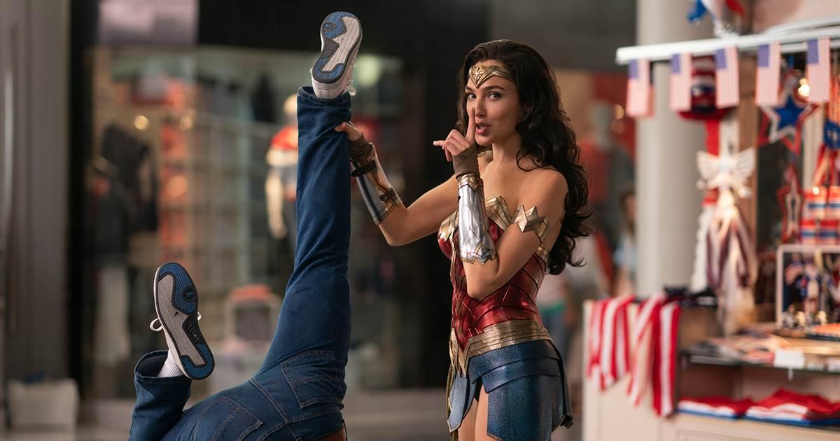 Recenzija Wonder Woman 1984